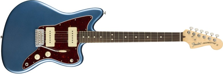 ジャズマスとストラトの良いとこどり!Fender American Performer Jazzmaster